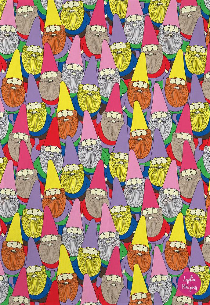 Image of Gnome Tea Towel
