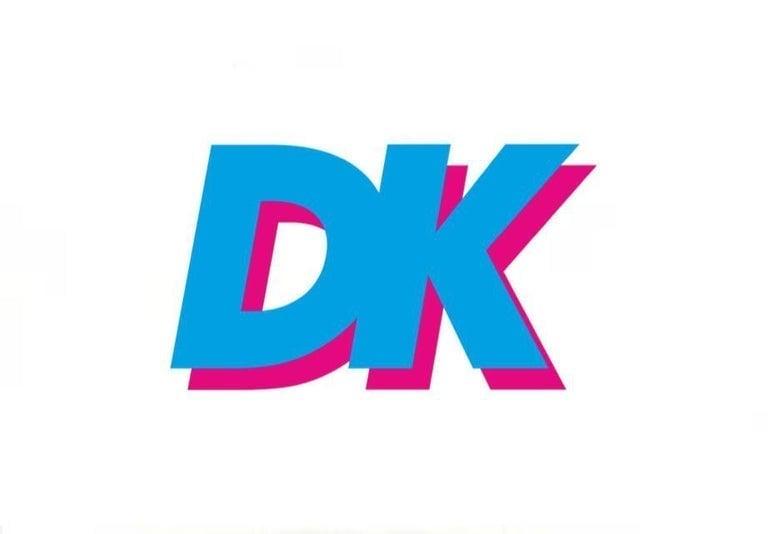 "Image of DK Decks - ""DKFB Script"" (Split-Ply) #1"
