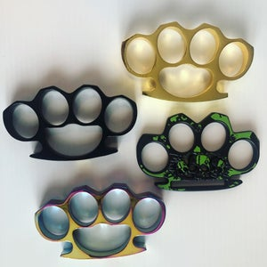 Image of Brass Knuckles