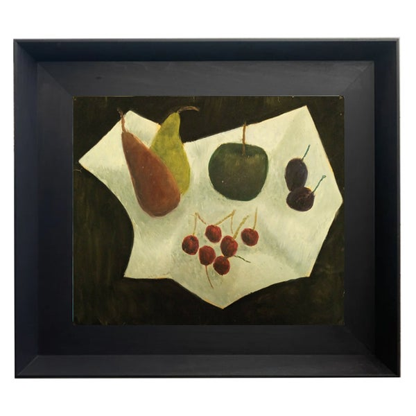 Image of 1943, French Still Life Painting, Jacques Berland