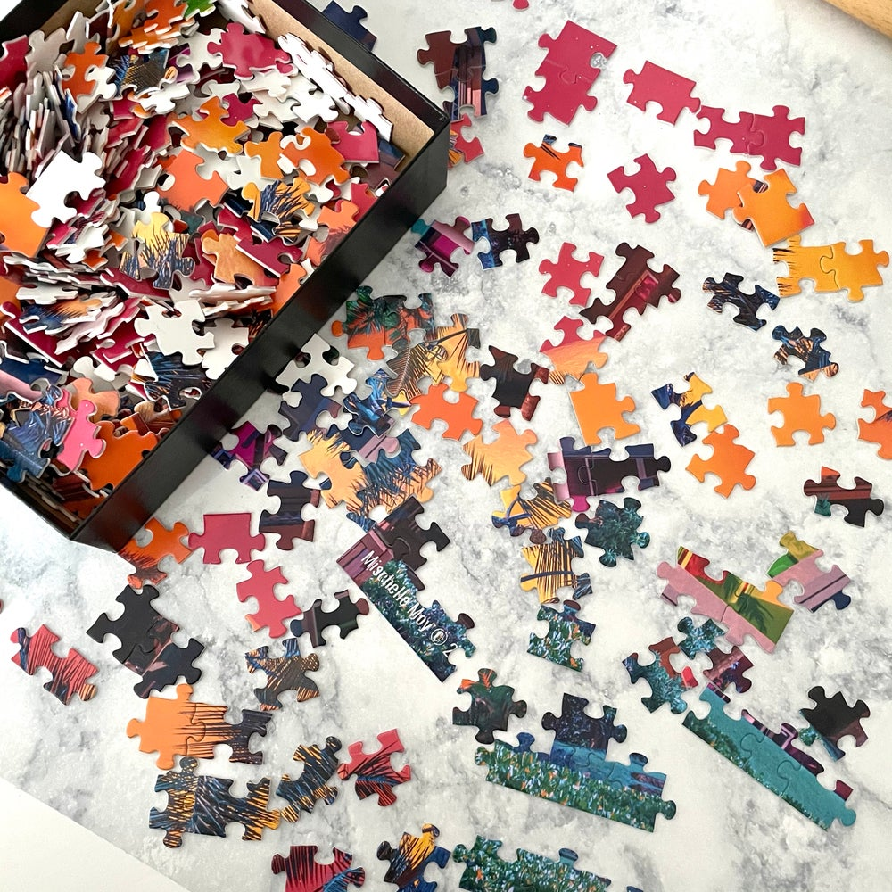 """Puzzle: """"Stay Home, Get Litty"""""""