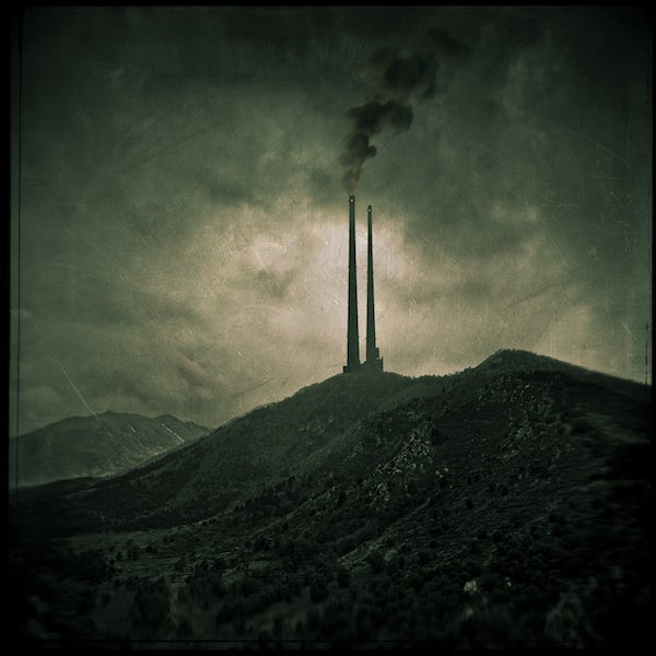 "Image of Amia Venera Landscape ""The Long Procession"""
