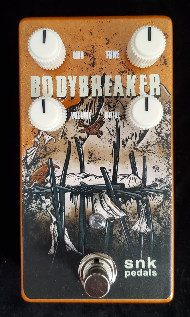 Image of Body Breaker Drive