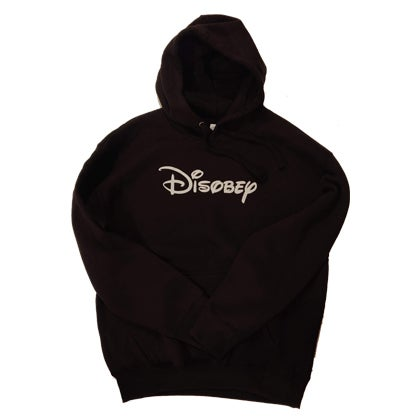 Image of Disobey Hoodie