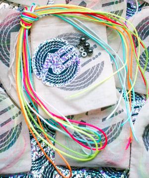 Image of AE String Pack - Neon OG