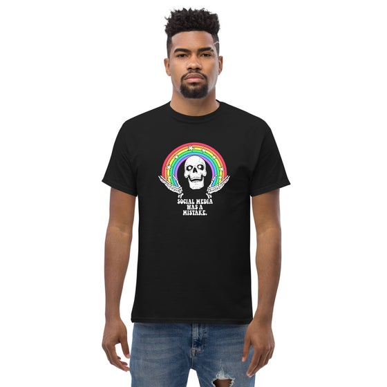 Image of SMwaM Tee - Color Rainbow