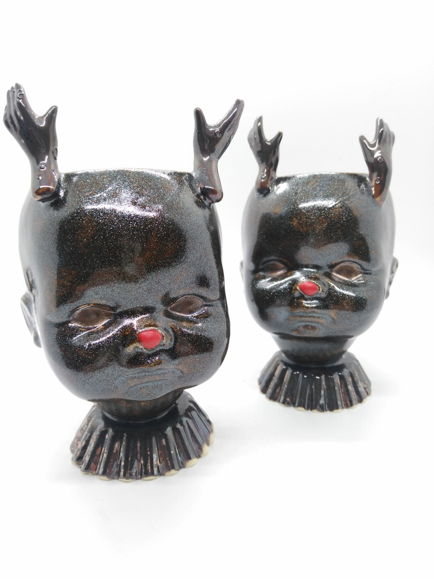 Image of Red Nosed Reindeer Cocoa Cup