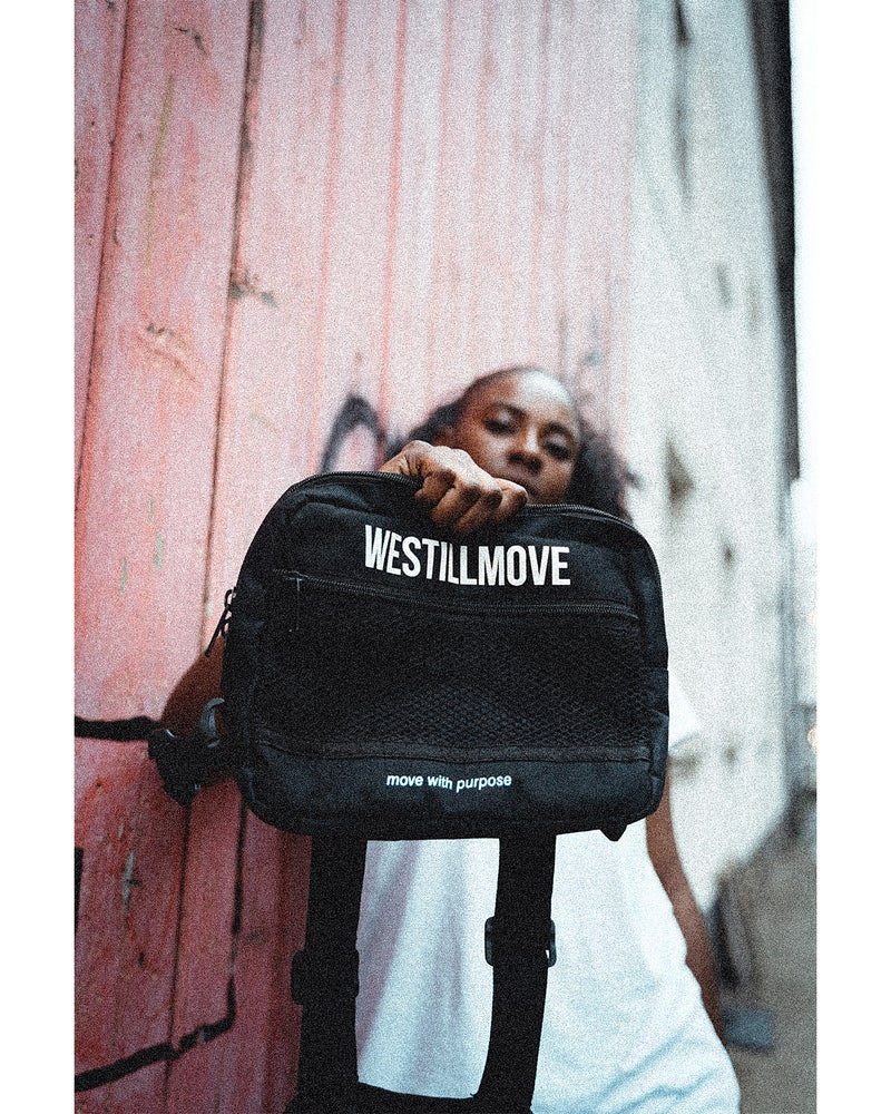 Image of WESTILLMOVE // MOVE WITH PURPOSE CHEST BAG