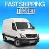FAST SHIPPING TICKET