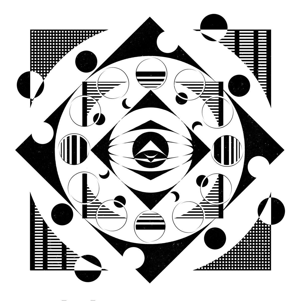 "Art Print ""CIRCLE SEASONS"""