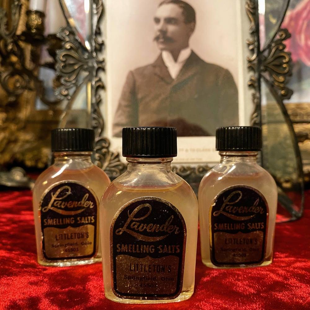 Image of Lavender Smelling Salts