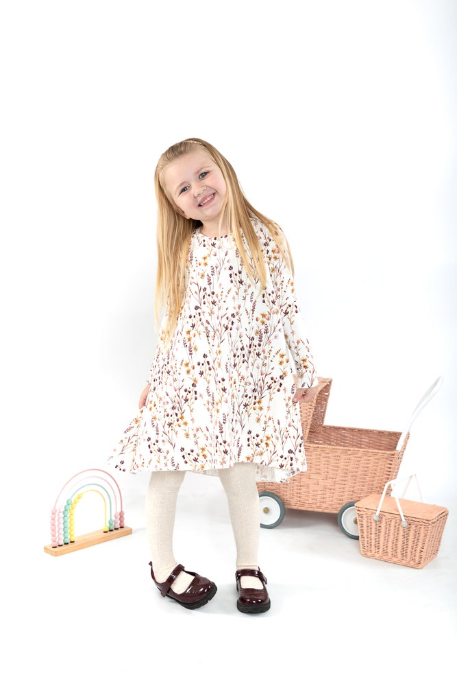 Image of *NEW* Meadow Dress (Long Sleeve)