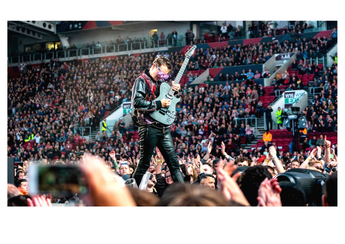 Image of Muse Rocks Bristol