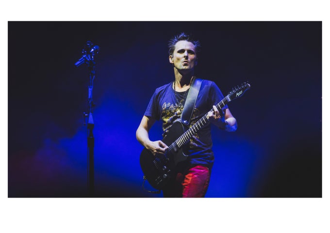 Image of Matt Bellamy At Reading 2017