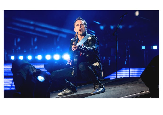 Image of Matt Bellamy At Bristol