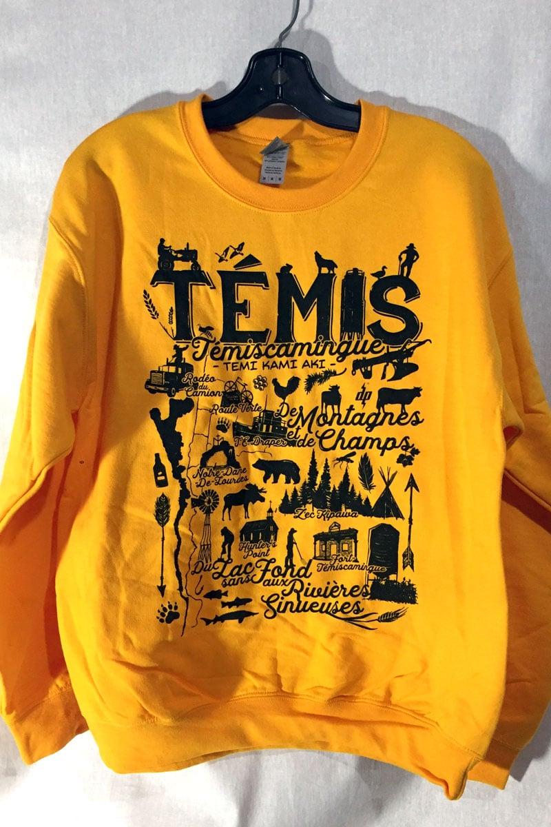 Image of TÉMIS / Crewneck Unisexe