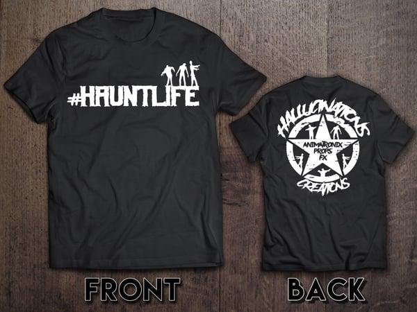 Image of #Hauntlife T-Shirt