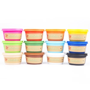 Image of Modelling dough - 12 colours