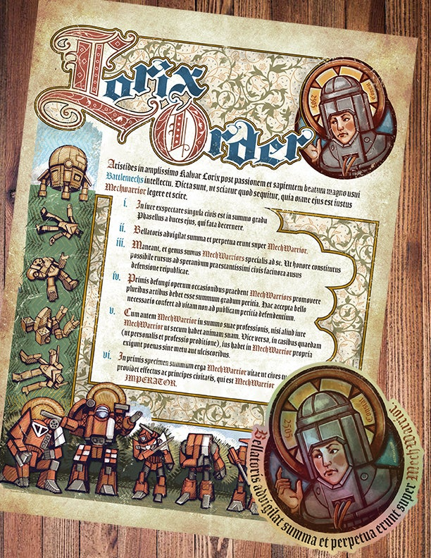 Image of Lorix Order Pack!