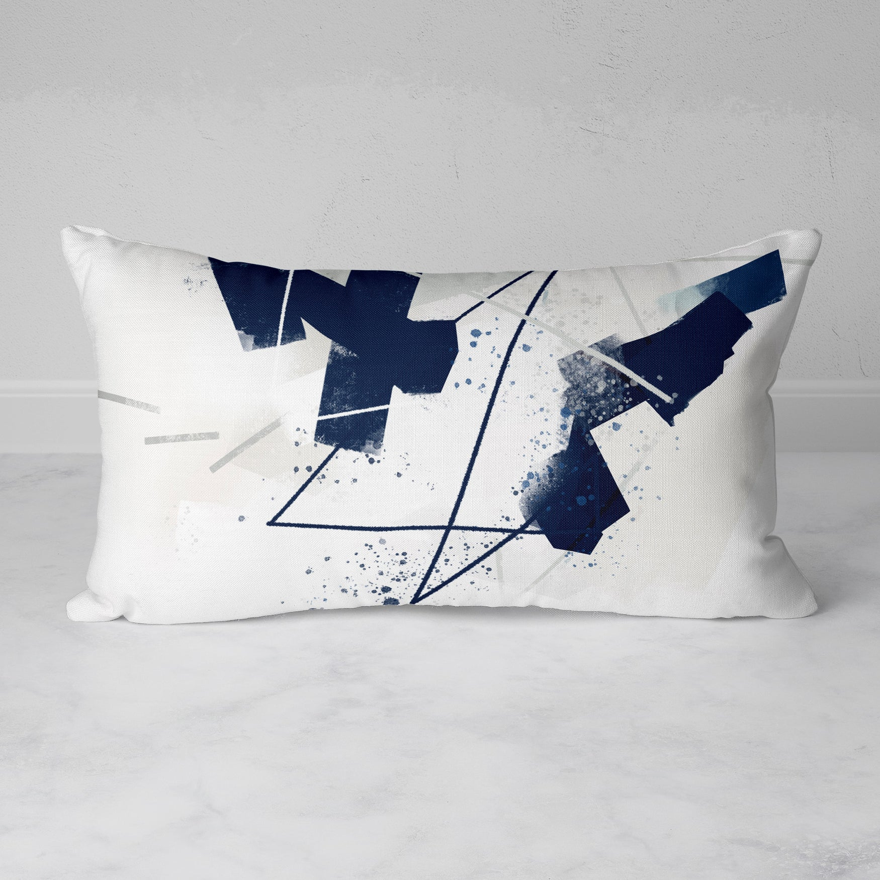 Image of Reckless Abandon Rectangular Throw Pillow
