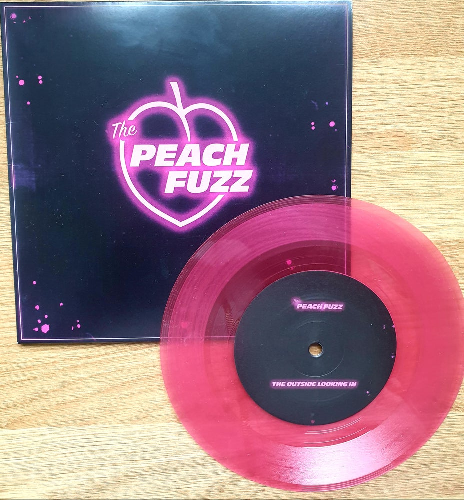 Image of Signed double A side limited Vinyl (only 100 made)