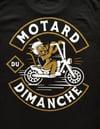 Motard ® / print on back / dessin au dos