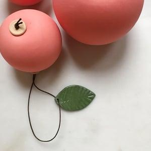 Image of Apple ornament - ball