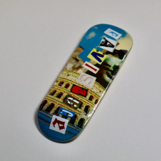 """Image of Ravi Deck #1 - """"Italy"""" (Real-Wear)"""