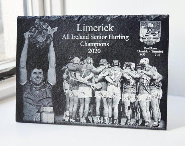 Image of Limerick All Ireland Hurling Champions 2020