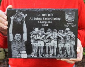 Limerick All Ireland Hurling Champions 2020