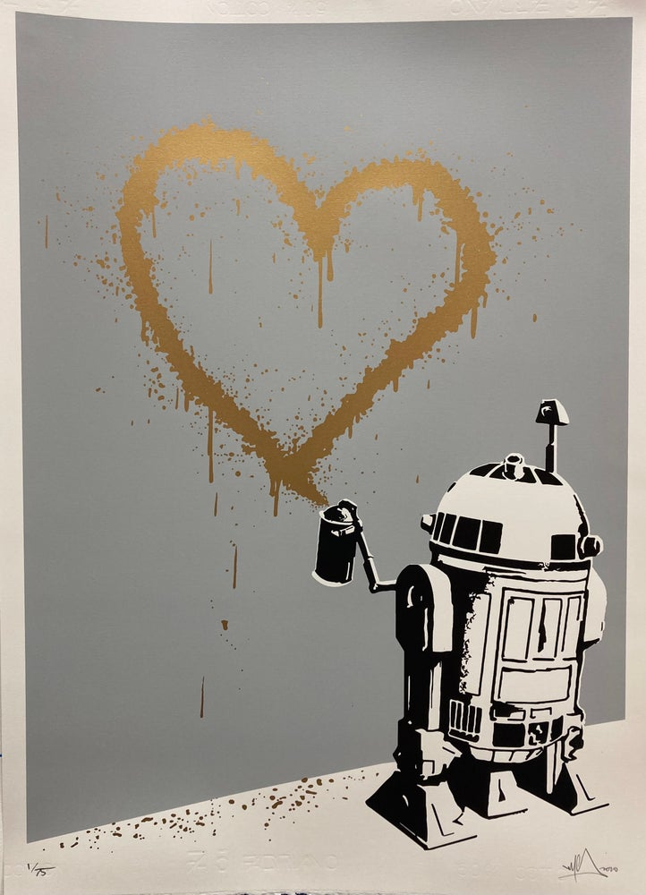 Image of R2HEART2 - GOLD VERSION