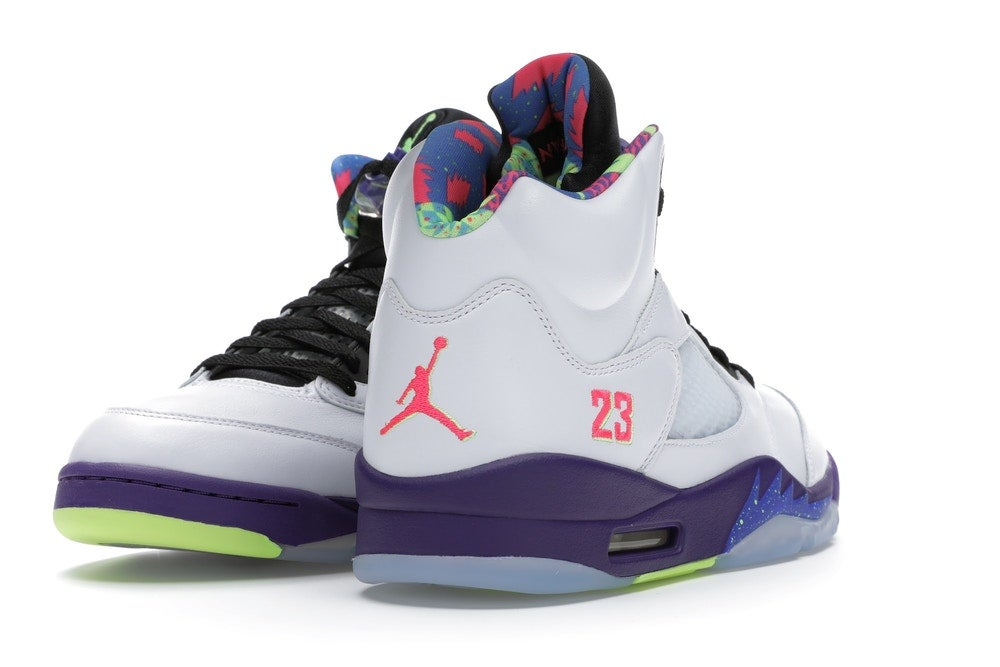 """Image of Nike Air Retro Air Jordan 5 """"Bel Air Alternate"""" Sz 9"""