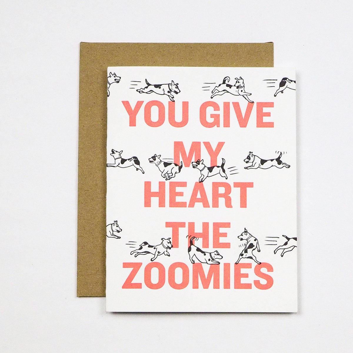 Image of You Give My Heart the Zoomies