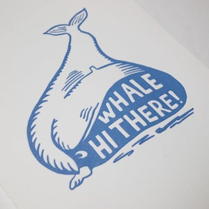Image of Whale Hi There!