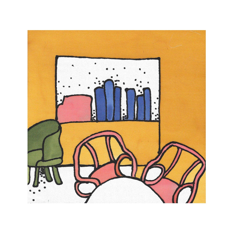 Café deco   - Fine Art print