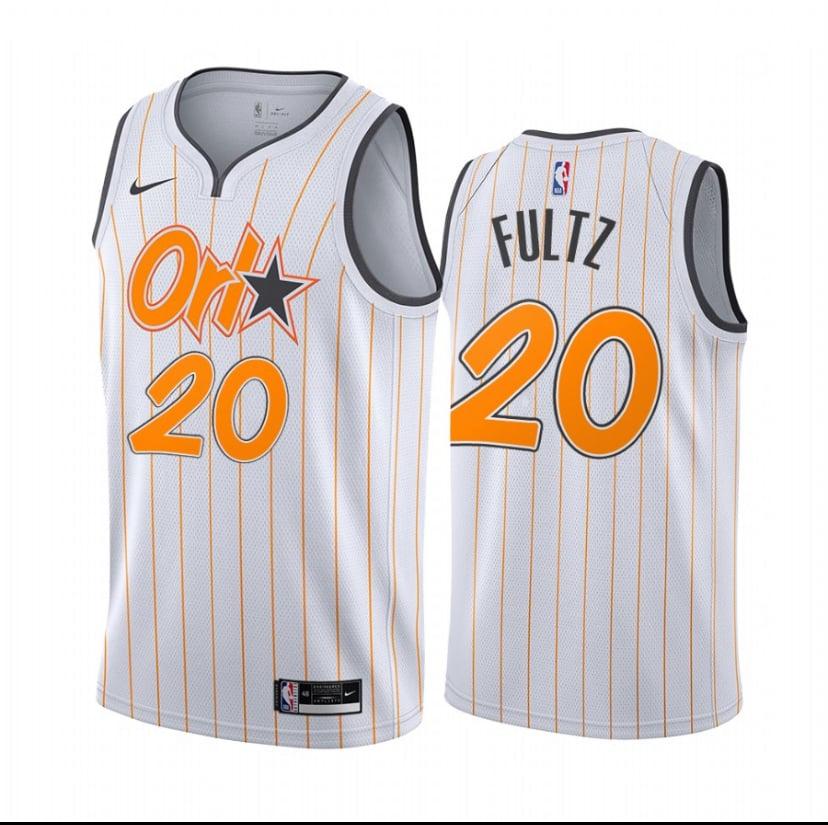 Image of Fultz Orlando magic city jersey