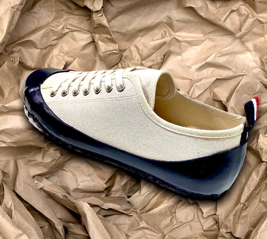 Image of ALLX X Quarter416 marine deck sneaker shoes made in Romania