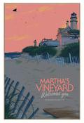 """Image of MARTHA'S VINEYARD """"SUNSET"""""""