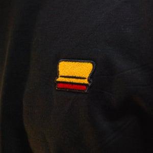 Image of SERICRAFT ICONIC TEE - BLACK