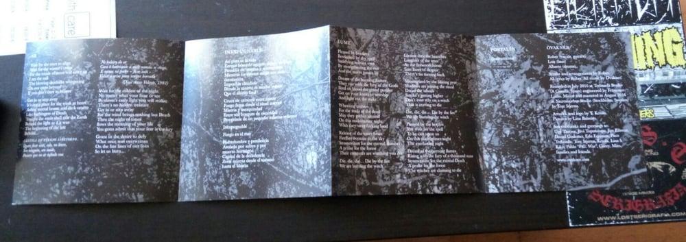 "Image of OVAKNER ""Ar/Lume"" MCD-EP"