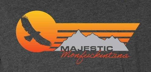 Image of NEW: Majestic Monfuckintana II