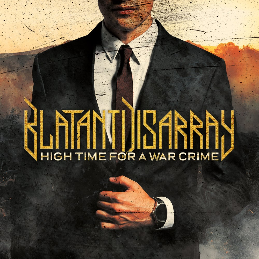 Image of High Time For A War Crime CD