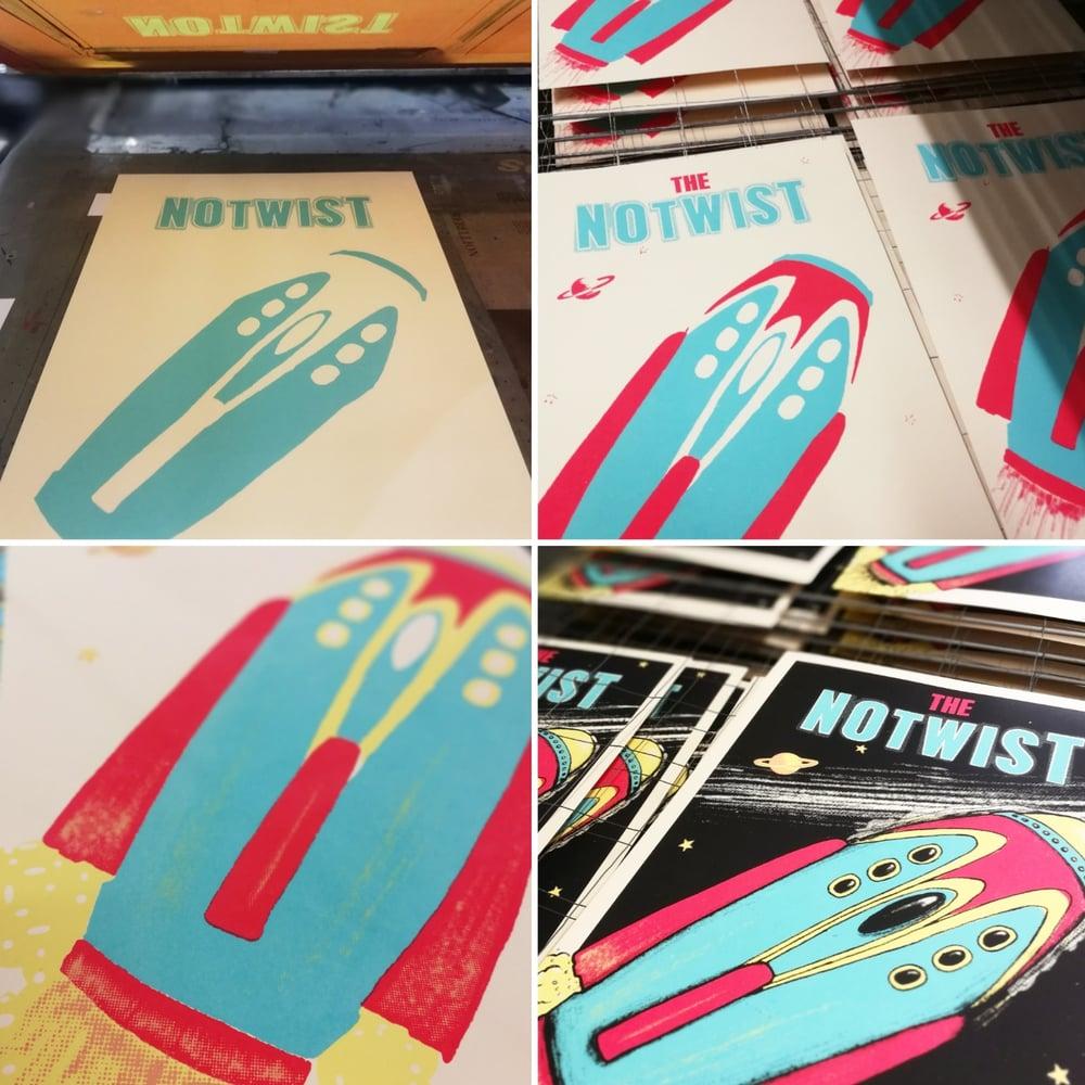 Image of THE NOTWIST 2019 (Art-Print)