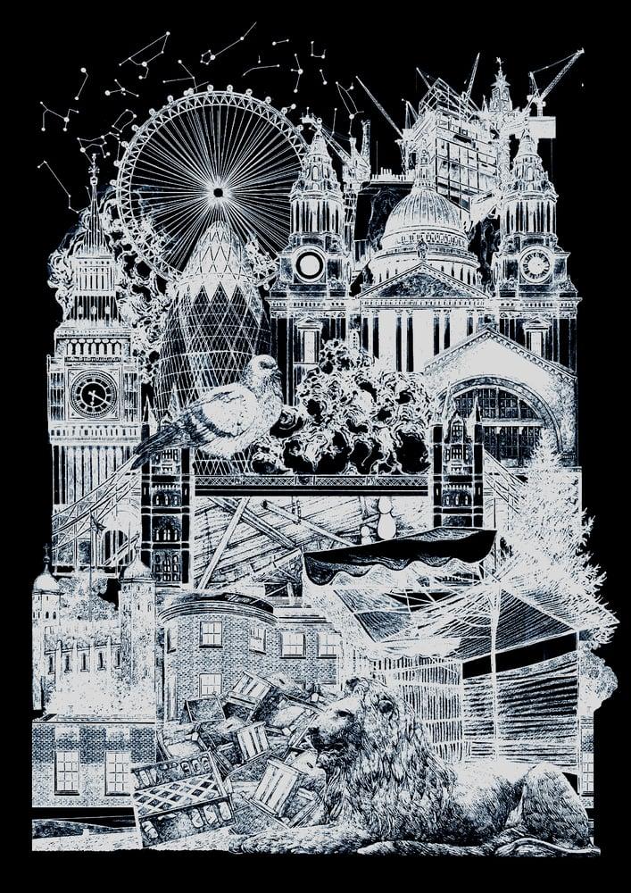 Image of London Night