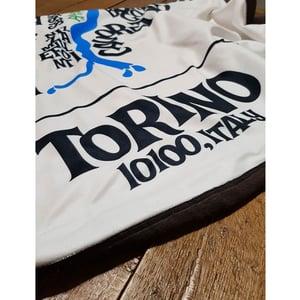 Image of TORINO - Coperta in pile