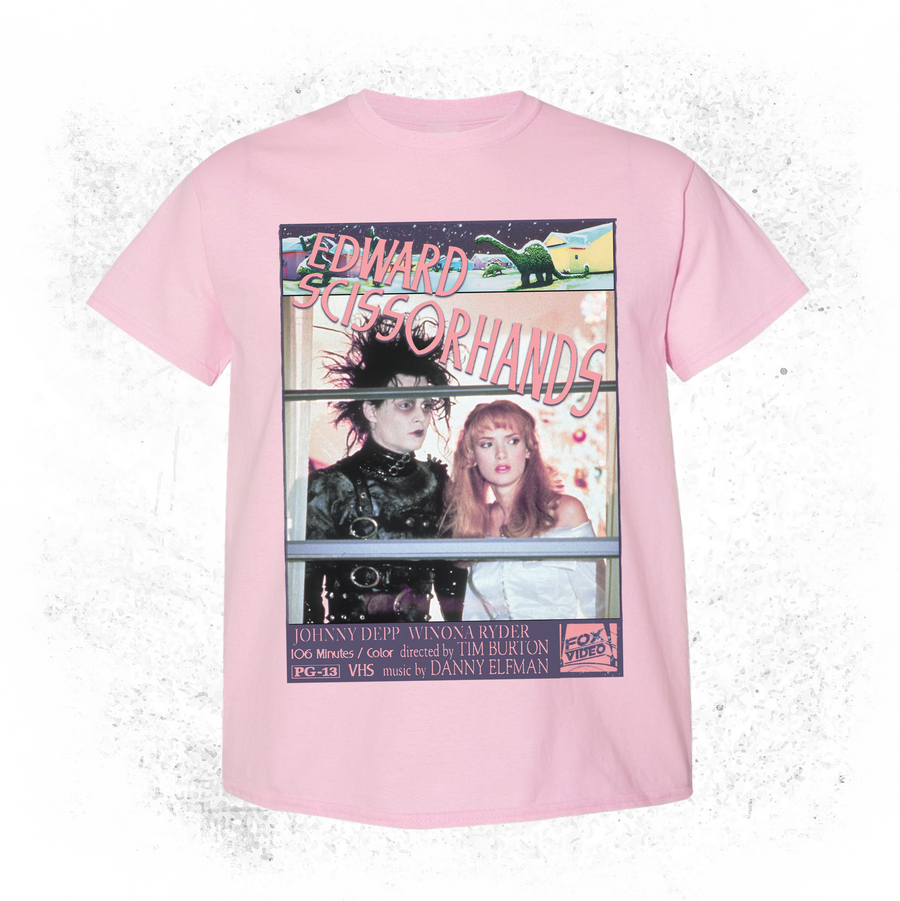 Image of WINDOW VHS PINK