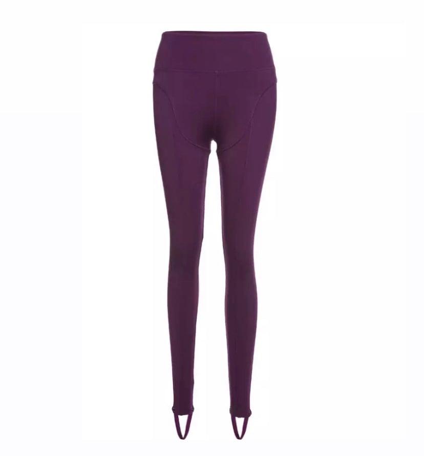 Image of Purple   Leggings