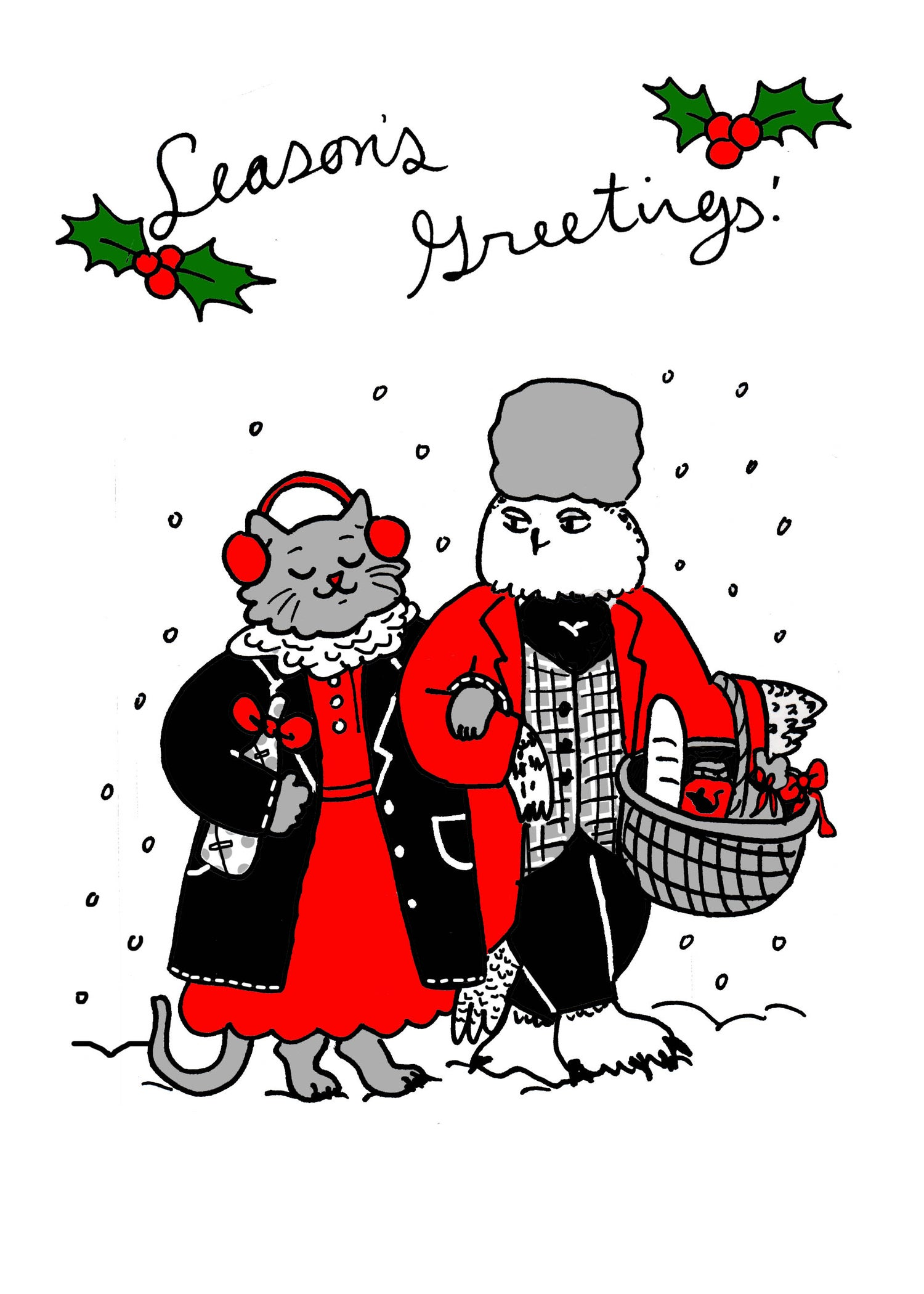 Image of Holiday Card