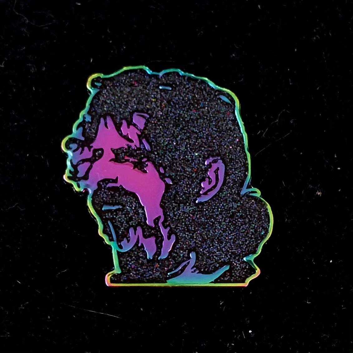 Image of Frank Zappa pins