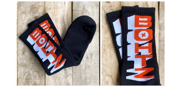 Image of Vertical Block Socks